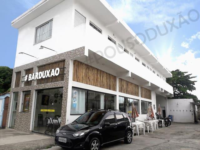 #pousoduxão Acomode-se o almoce conosco! -suíte 7