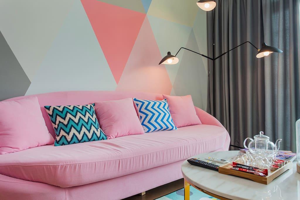 舒适的沙发