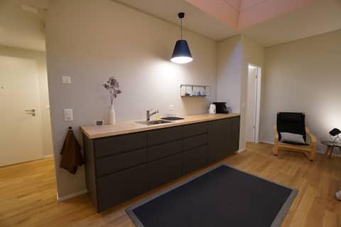 Studio d'hôtes calme et idéalement situé