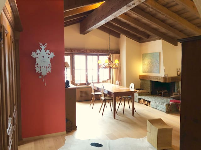 4.5 room appartment in Klosters for rent