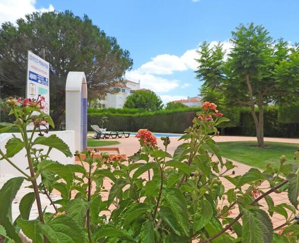 Portimão, Algarve, Edifício Primavera