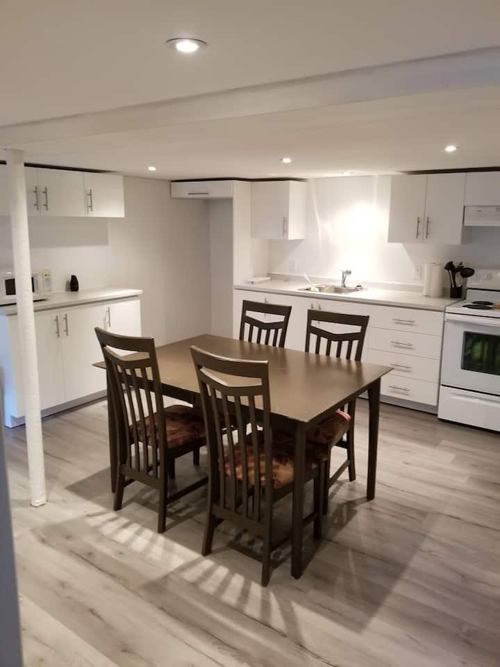 Magnifique appartement dans une résidence