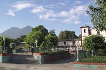 Pueblo de Tecoluca - Barrio El Calvario