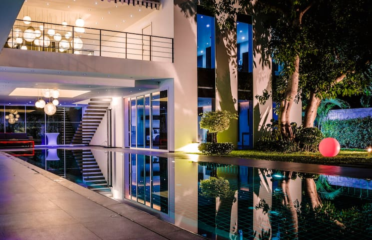 Grand Siam 6bdr. Saltwater Private Pool.