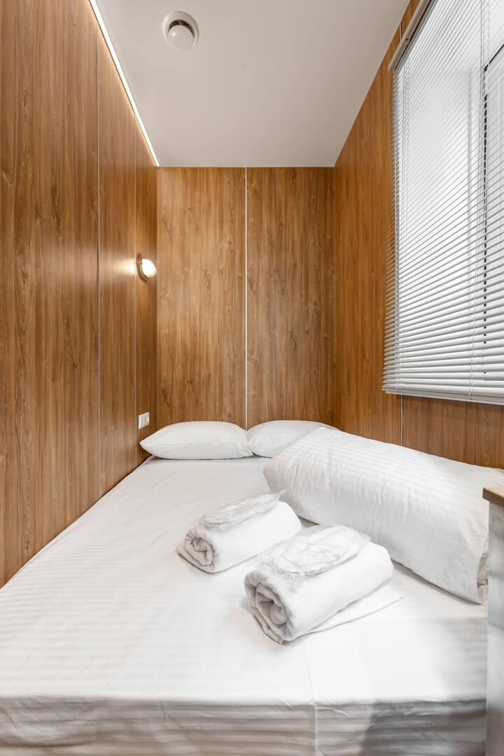 KIGO Park Legend (double room with window)