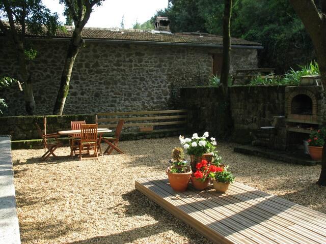 Chez Bidders - Mialet - Maison