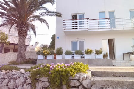 Azure Bay Apartments - The peaceful oasis 2 - Žman - Flat