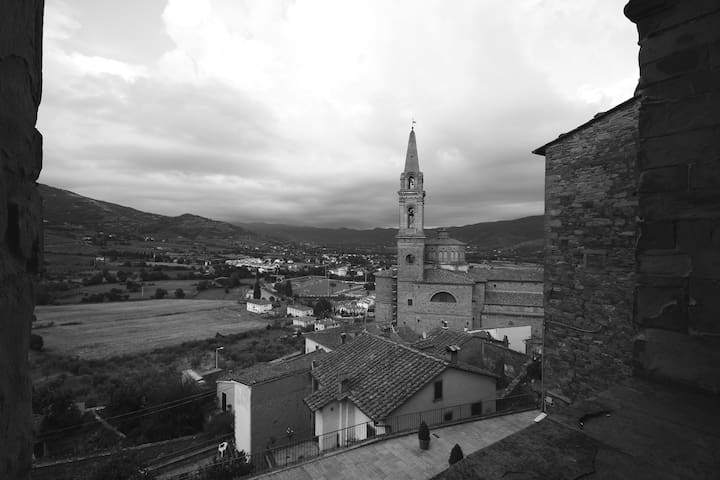 Il Vicolo - accoglienza in centro storico - Castiglion Fiorentino - Apartmen