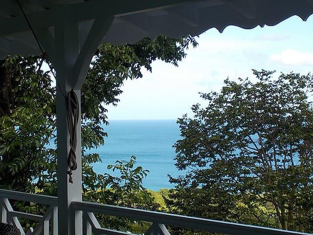 Villa Maya, vue mer des Caraïbes - Deshaies - Villa