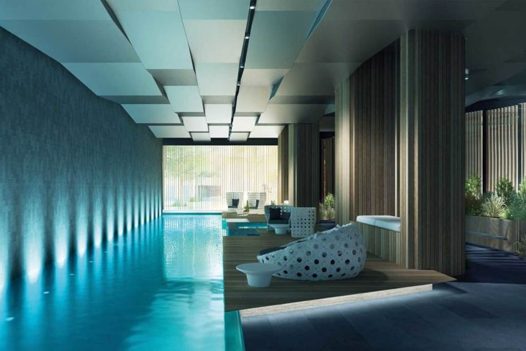 Dream Location Lux Apa Melbourne Eye View Pool Gym