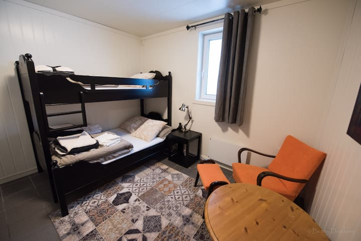 Bedroom 4  for 3 persons .