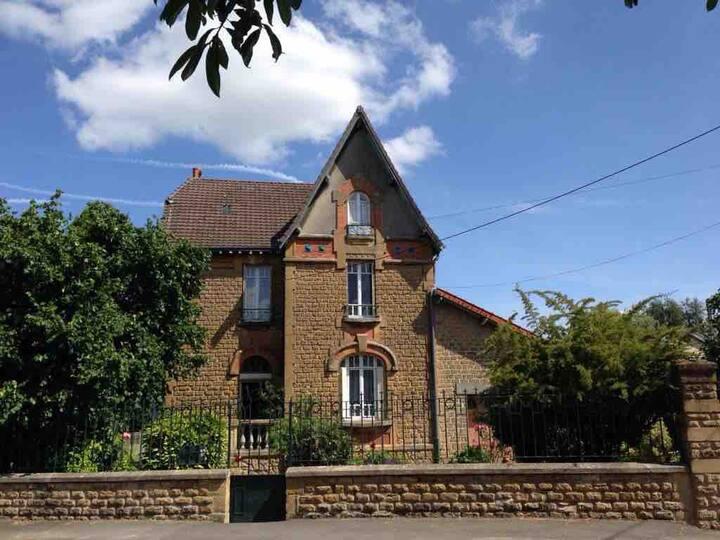 «Villa bonne entente» chambre 4 –Donchery