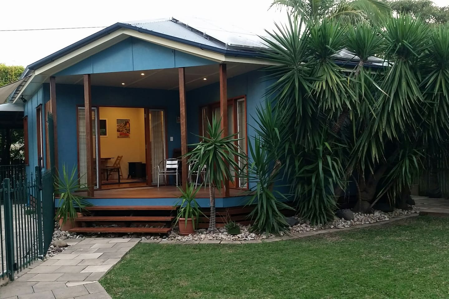 Comfy self-contained guest house