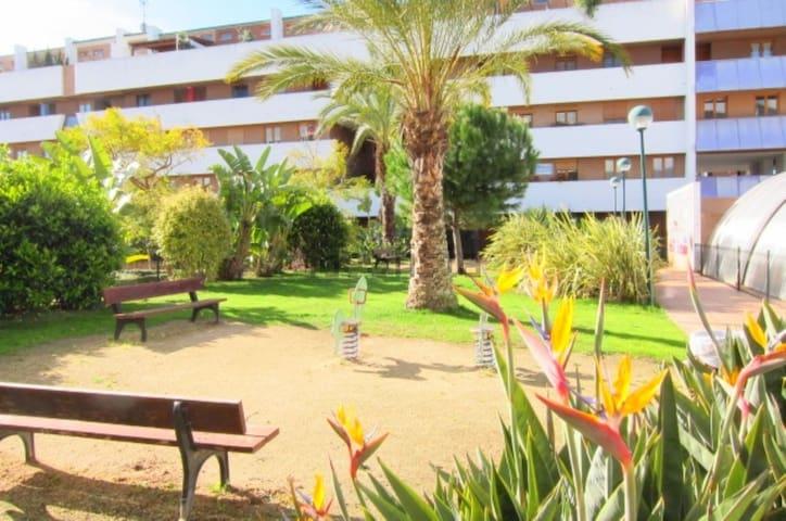 Duplex ideal para vacaciones en familia - Massalfassar - Apto. en complejo residencial