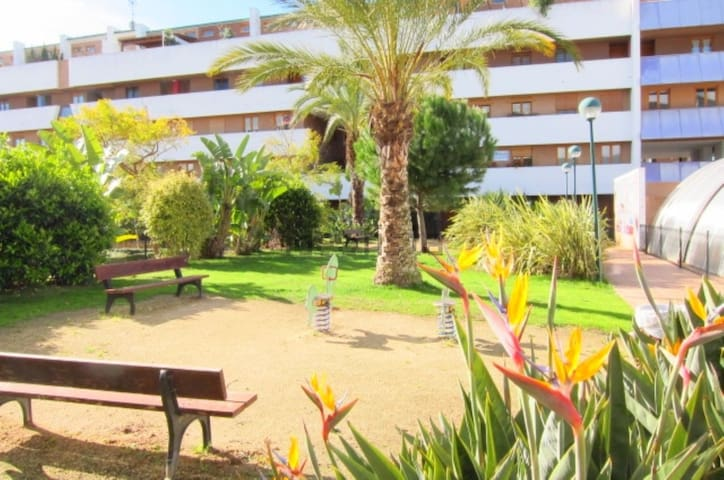 Duplex ideal para vacaciones en familia - Massalfassar - Kondominium