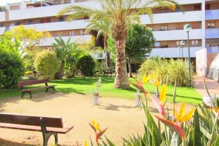 Duplex ideal para vacaciones en familia - Massalfassar - Osakehuoneisto