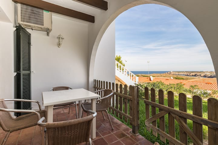 Quietly Located with Sea View and Shared Pool
