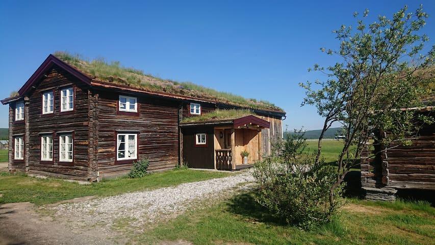 Petterstuggu-koselig tømmerhus