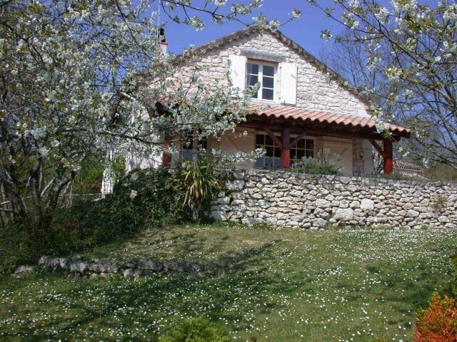 Caufour - Le Grand Gîte - Montcuq - Casa