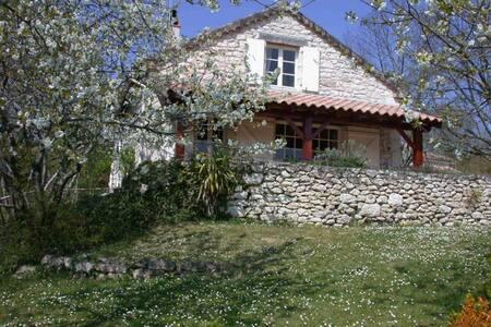 Caufour - Le Grand Gîte - Montcuq - House