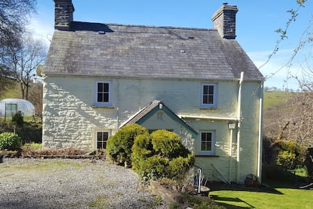 Traditional Welsh country cottage - Llangeitho
