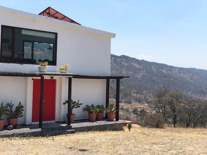 Casa de Campo en Amealco