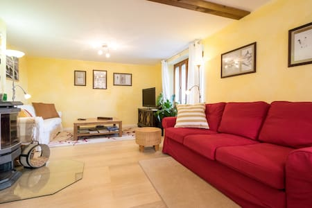 Mountain resort, spacious, light-filled 5-bed apt. - Torgon - Lejlighed