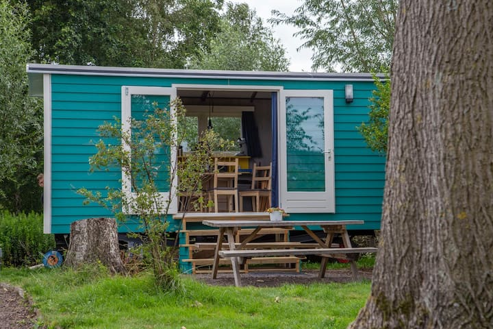 Stay in the nature of Vinkeveen, near Amsterdam