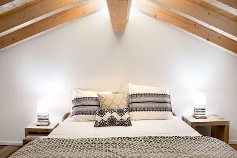 Sophi Romantický dům s velkou soukromou terasou Angera Lake Maggiore