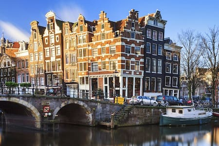 Spacious apartment with water view, Amsterdam CS - Amsterdam