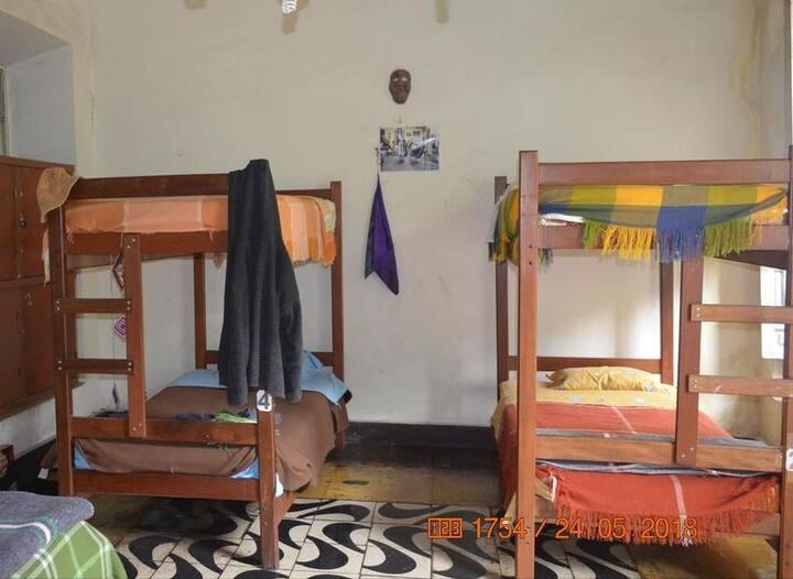 HOUSE REFUGIO DEL LOCO, como en casa