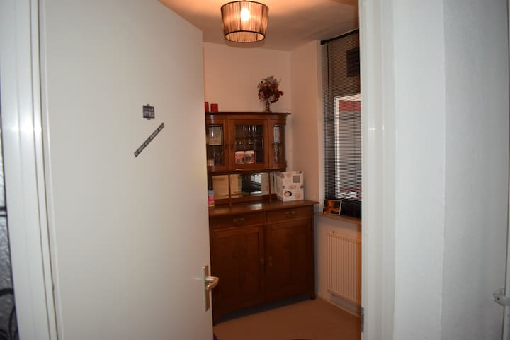 CasadiMo-Lovely room in homey apartment w/ garden - Groningen - Huoneisto