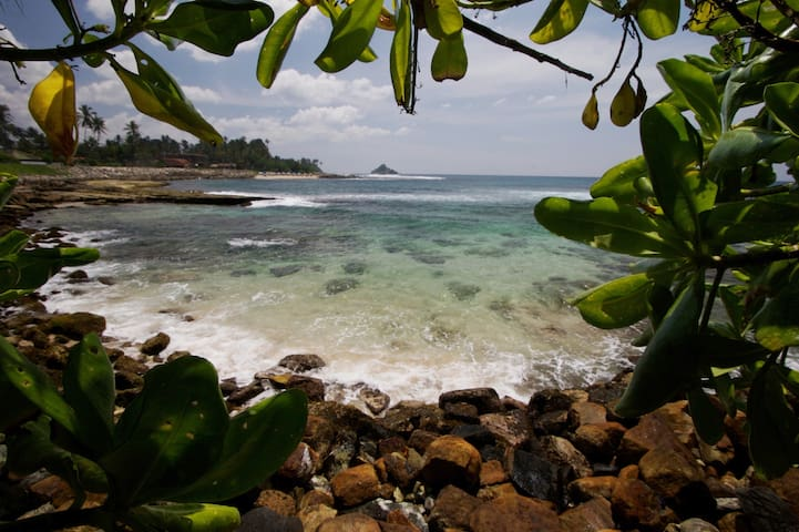 Cove Ceylon~Beach House~ Sea View Deluxe Room 2