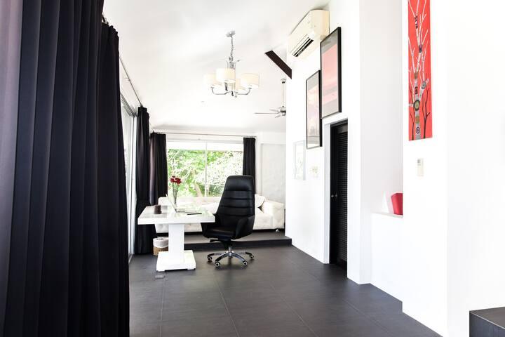 Samui Thong Krut Boutique Beach Villa - 2 bedrooms