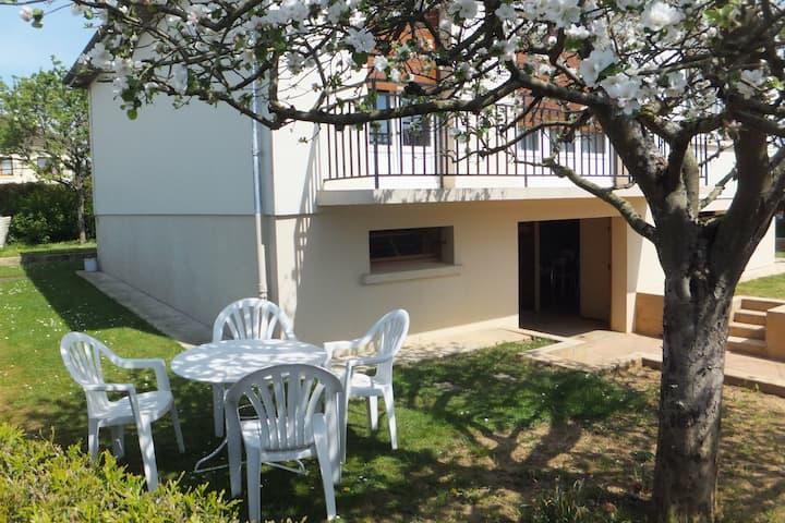 Gîte 100 m2 (3 Chambres) 6 lits ST DIZIER Nord Est