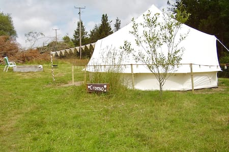 Remote Rural Glamping 'Private & Exclusive'