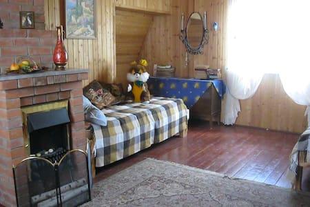 Комната в пентхаузе - Bed & Breakfast