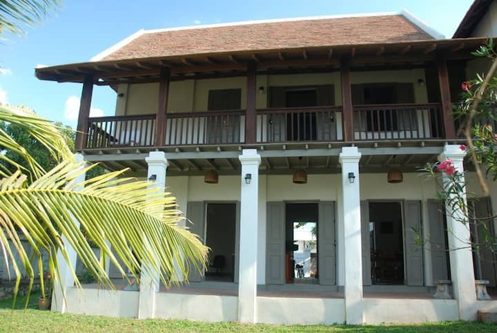 Spacious comfortable style house in Luang Prabang
