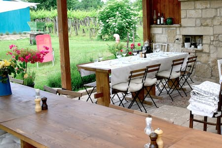 Vineyard Guesthouse - Etyek - Hus