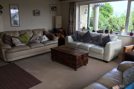6 bed house Dartmoor Exeter Large Groups - Hus