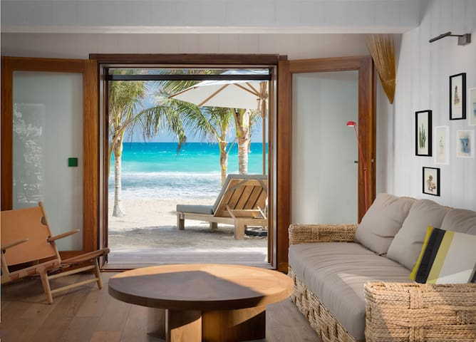 Beachside Suite, your romantic caribbean escape