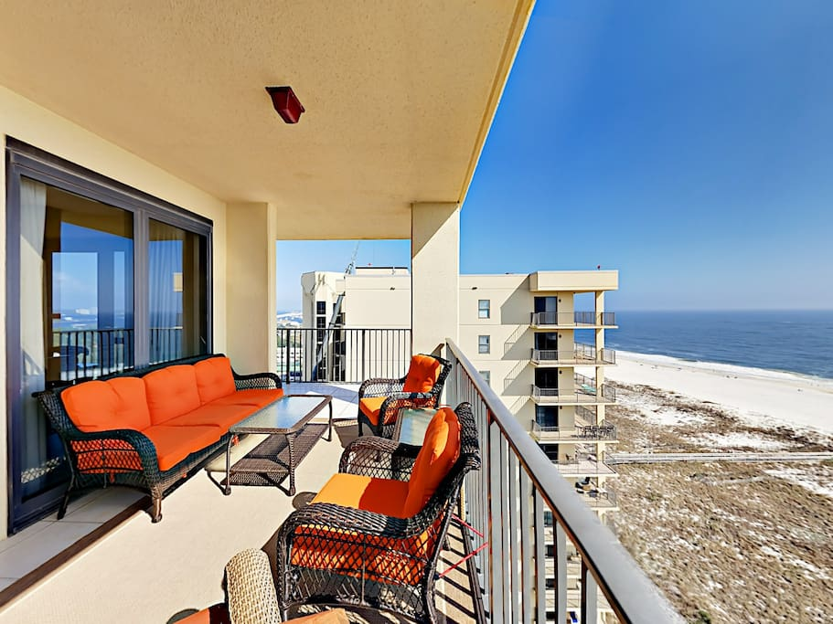 Beautiful 3 Bedroom Corner Penthouse Phoenix Vi Condo Te Huur In Orange Beach Alabama