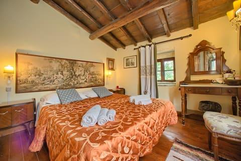 "B&B Ca' SCheta  in Toscana CAMERA ""SAMBUCA"""