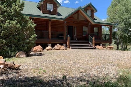 Family friendly cabin close to Scofield Reservoir