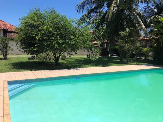 REGIÃO DOS LAGOS-RJ Ambiente Familiar e Tranquilo