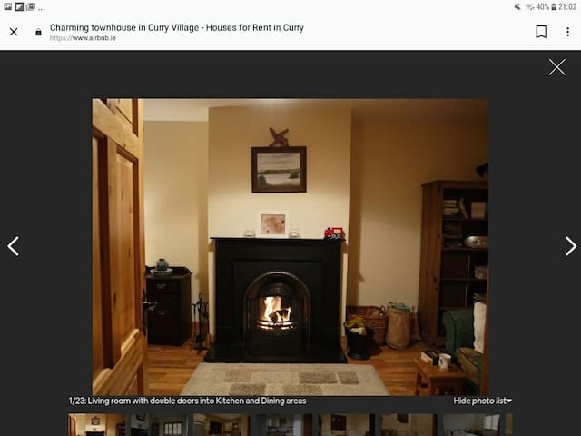 Charming townhouse in Curry Village