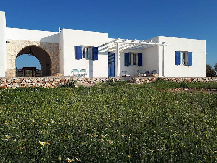 THE WHITE HOUSE II : Typical Cyclades House