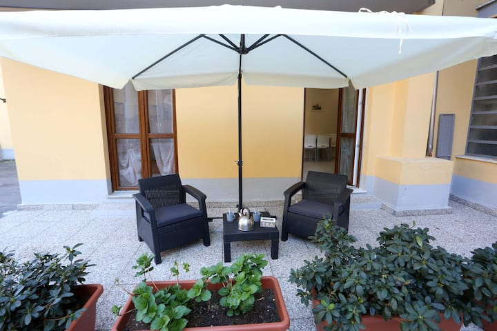 Matilde's Apartment, Alba city center