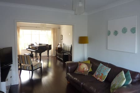 Luxury,Stylish 4 Bed House.Sleeps 8 - Palmerstown - Casa