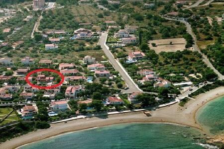 Casa Lucia Playa - 100m van zee + zwembad + airco